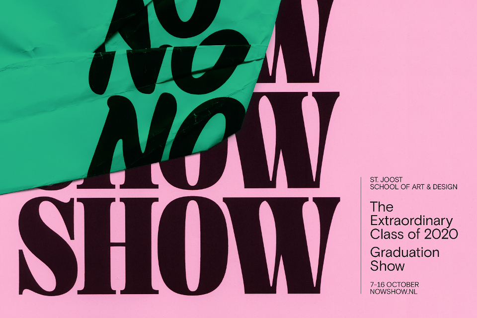 Graduation Show Bachelorstudents St. Joost School of Art & Design